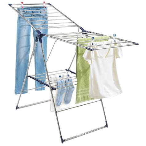 Stainless Steel Drying Rack Laundry by Stainless Steel Laundry Drying Rack Household 81156
