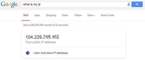 Ip Address Isp Lookup How To Find Your Ip Address Pcmag