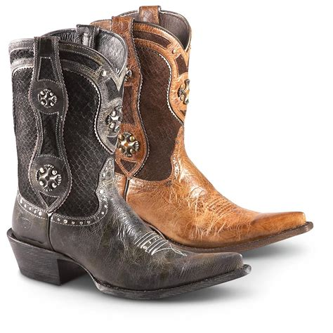 ariat womans boots s ariat 174 9 quot desperado western boots 233439 cowboy