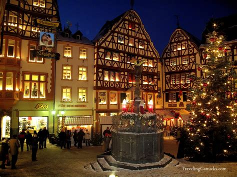 villages in america bernkastel germany s picture perfect christmas village