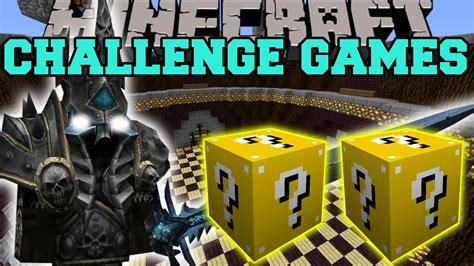 minecraft lucky block mod game online minecraft lich king challenge games lucky block mod