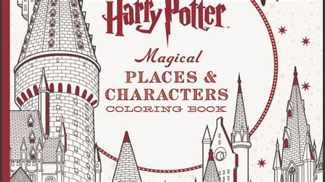 In arrivo altri libri da colorare di Harry Potter