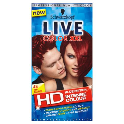 hair color products ebay new schwarzkopf live hair color permanent professional quality colour dye uk ebay