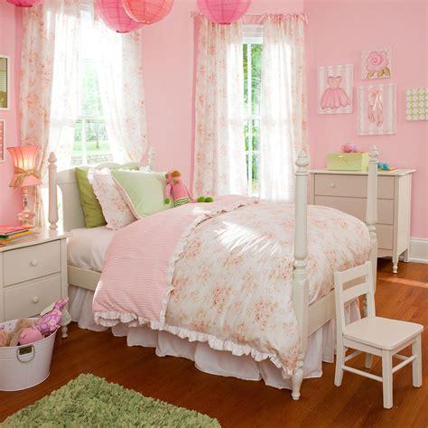 girls bedroom bedding shabby chenille kids bedding little girl s kids bedding