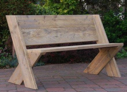 making a garden bench 25 best ideas about outdoor benches on pinterest
