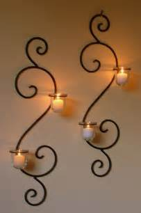25 best ideas about wall candle holders on