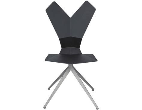 y chair with swivel base hivemodern