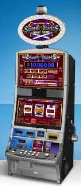 Katana Arcade Cabinet Doubles As A Jukebox And Computer 2 by Swords Shields Slot Machine By Wms Gaming Inc