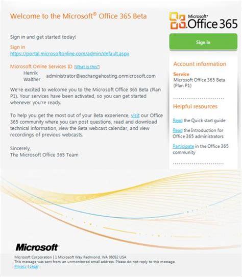 Office 365 Mail Beta Exchange 2010 Office 365 Beta Demystified Part 1