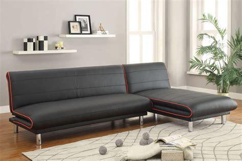 cheap leather futons futon 10 awesome design black leather futons collection