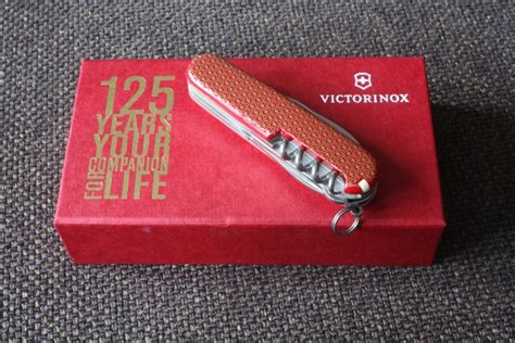 125 Box Swiss Army 2 Jpg victorinox jubilee series climber 125 years including