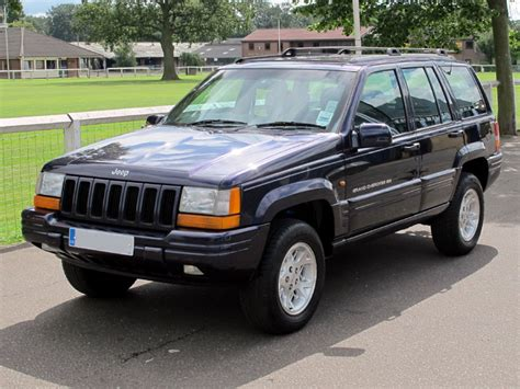 Jeep Grand 1997 1997 Jeep Grand Information And Photos
