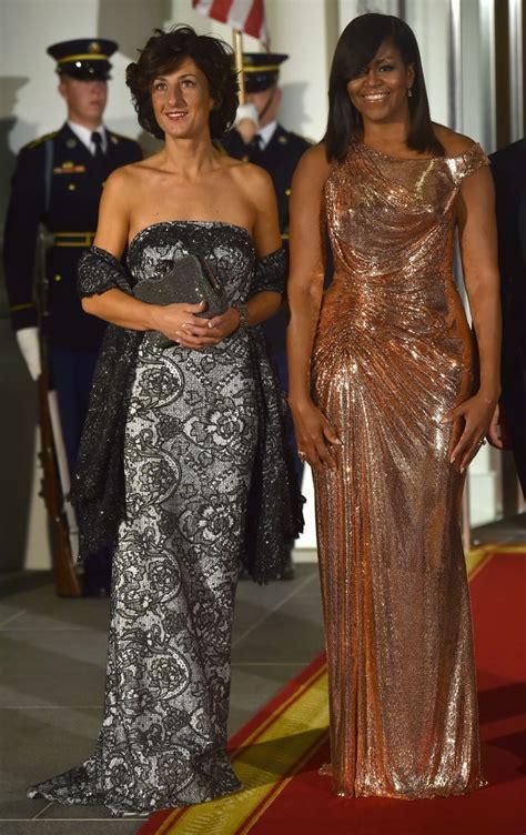 michelle obama gowns michelle obama evening dress newest looks stylebistro