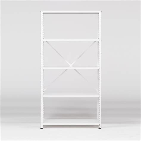 office shelving basic unit h1970mm aj products