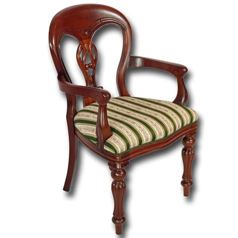 reproduction admiralty dining chair