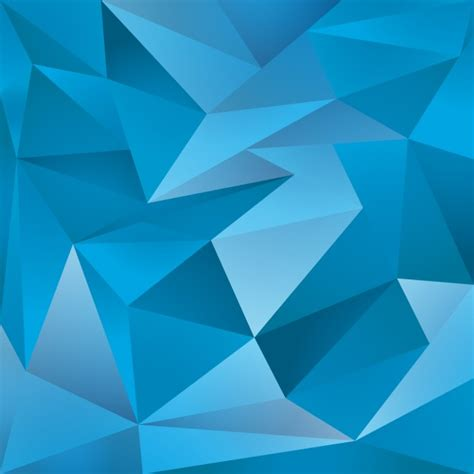 top abstract navy blue geometric triangle background design photos blue triangles polygonal background vector free download