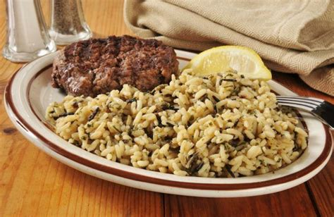 whole grains to replace rice 15 of the healthiest meals you can order at applebee s