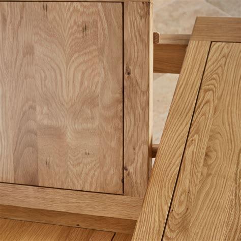 edinburgh extending dining table in oak oak furniture edinburgh solid oak dining set 4ft extending table with 4 scroll back plain blac