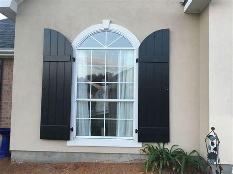 modern shutters  exterior windows madison art center
