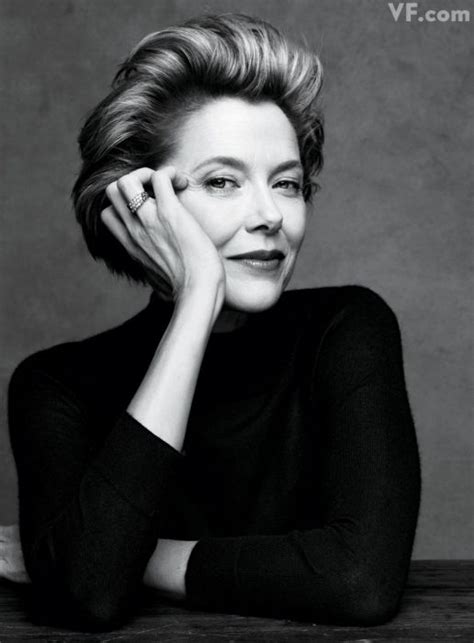 Cover Bening photos photos vanity fair s most iconic photography in 2011 black sweaters classic style