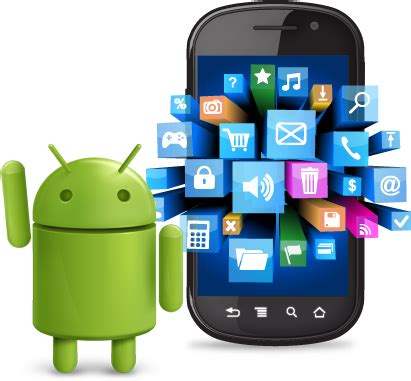 how to develop android apps web designing and development company in india webzesty