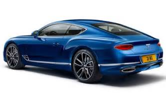 Bentley Continental Gt Boot Space Bentley Continental Gt 2018 Dimensions Boot Space And