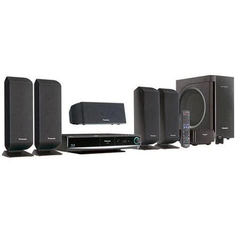 panasonic sc bt100 home theater system sc bt100 b h