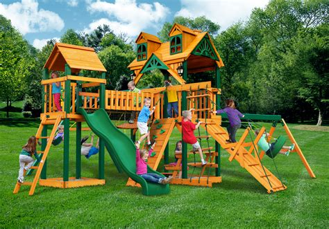 swing set playset gorilla playsets new 2016 swing set line