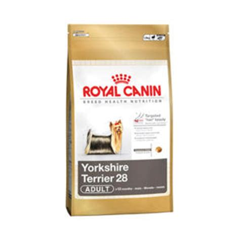 royal canin for yorkies reviews royal canin breed health nutrition terrier 28 chemist direct