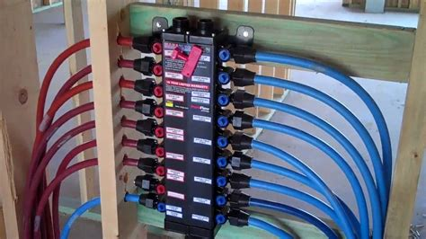 Manabloc Plumbing System by Manabloc Distribution System