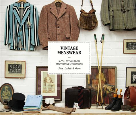 vintage menswear mini a collection from the vintage showroom books vintage menswear a collection from the vintage showroom