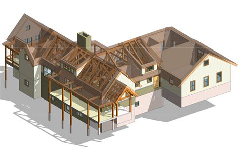 timber frame design using google sketchup download best revit training in chandigarh caddprimer india