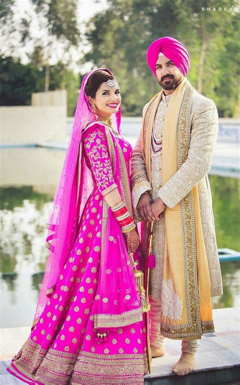 Wedding Punjabi by Punjabi In Wedding Dress Www Imgkid The