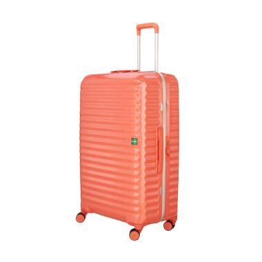Koper Lojel Groove Zip Medium 26 Inch Yellow jual koper travelling lojel daftar harga termurah