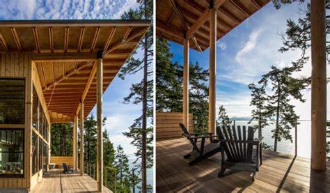Orcas Island Cabin by Orcas Island Cabin By Johnston Architects