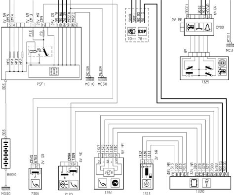 citroen c crosser wiring diagram wiring diagrams wiring