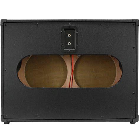 empty 12 inch guitar speaker cabinet seismic audio 212 guitar speaker cabinet empty 12 quot cab