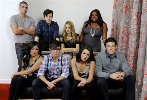 Or Cast Glee Images Glee Cast Hd Wallpaper And Background Photos 33054817