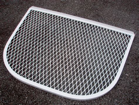 metal grate window well covers egress window compact economy series exit