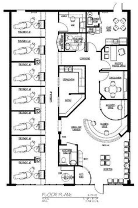 salon office layout day spa floor plan interior plann spa floor pinteres