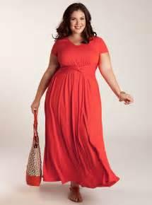 23 simple amp beautiful plus size maxi dresses 2015 16