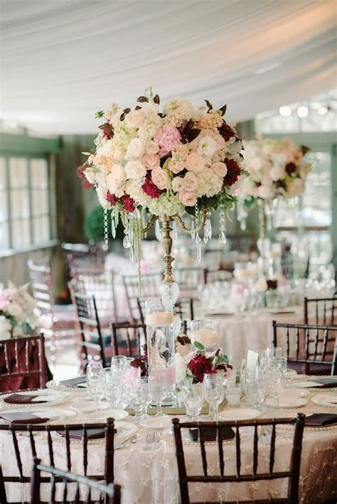 Burgundy Wedding Ideas The Best Ways to Use Burgundy As