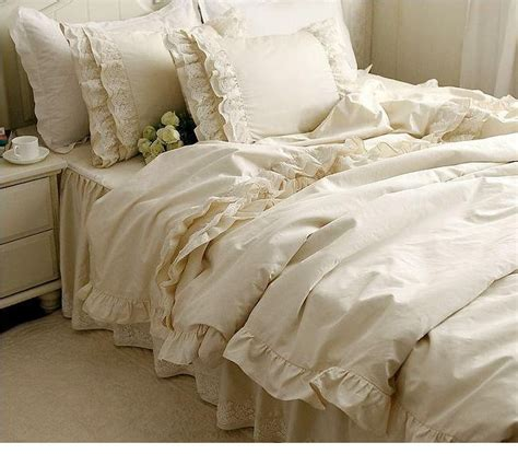 romantic bedspreads comforters 4pcs 6pcs luxury bedding set romantic bedspread lace edge