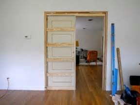 how to install pocket door frames jotjsnixq