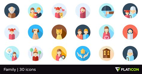 Home Design Unlimited family 30 free icons svg eps psd png files