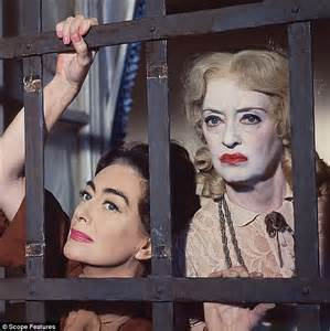 bette davis joan crawford fx drops new clip of ryan murphy s feud bette and joan