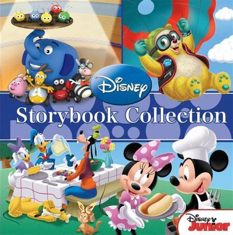 Disney Minnie Story Books Library Collection 5 Books Set disney junior storybook collection disney wiki fandom