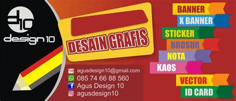 desain banner keren contoh desain banner design 10 design 10