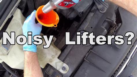 noisy lifters motor flush   work      youtube