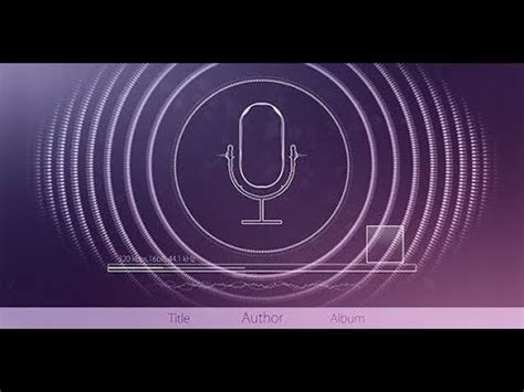 Equalizer Music Player After Effects Template Youtube After Effects Equalizer Template